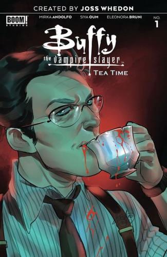 Buffy the Vampire Slayer - Tea Time #1