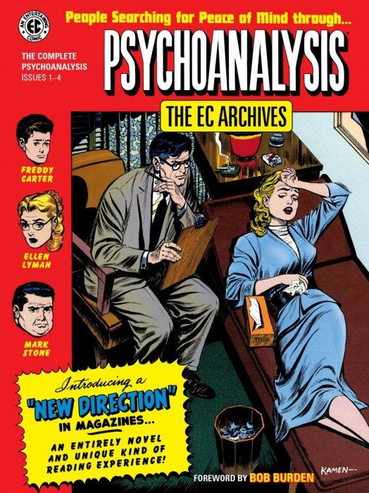 The EC Archives - Psychoanalysis #1 - HC
