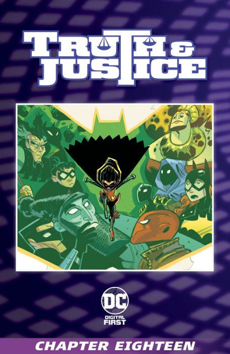 Truth & Justice #18
