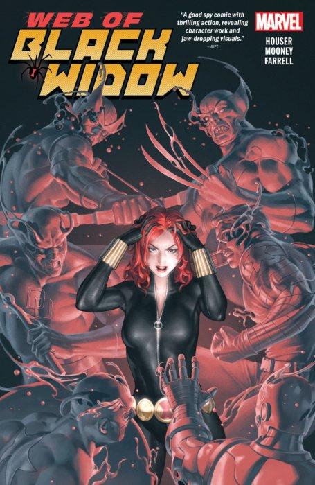 Web of Black Widow #1 - TPB