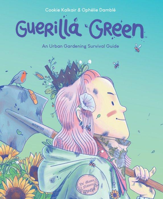 Guerilla Green #1 - GN