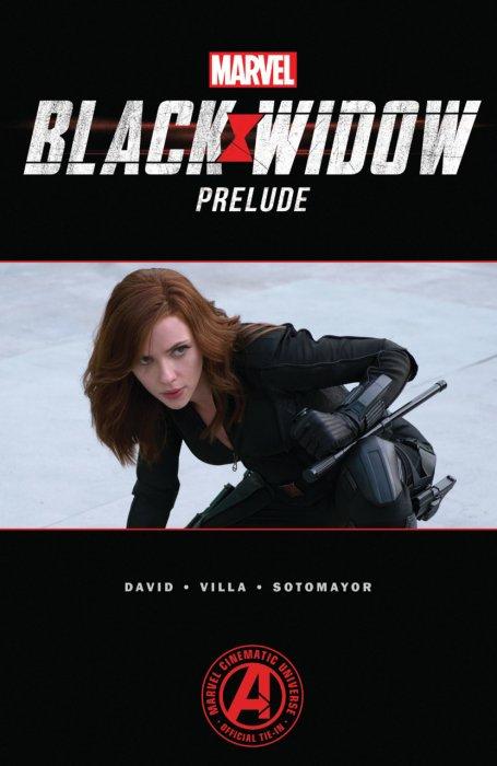 Marvel's Black Widow Prelude #1 - TPB