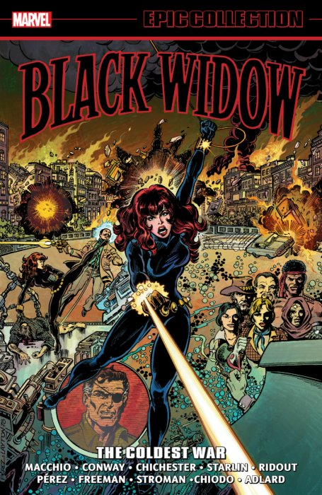 Black Widow Epic Collection Vol.2 - The Coldest War
