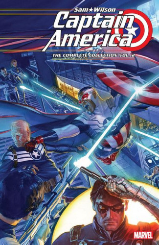 Captain America - Sam Wilson - The Complete Collection Vol.2