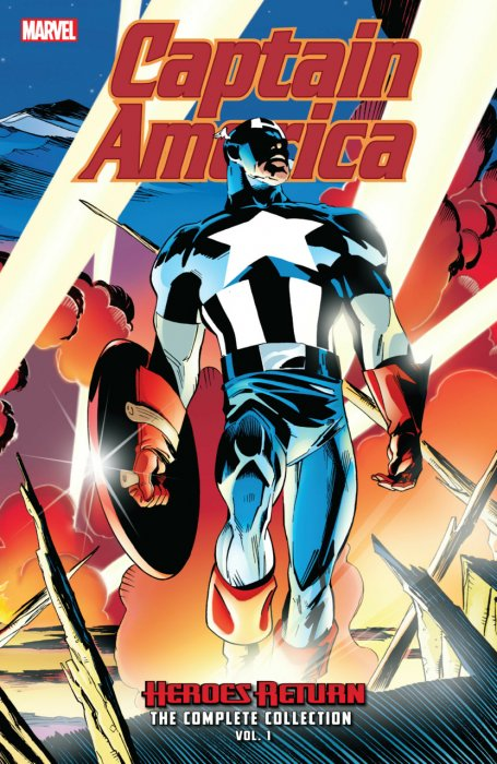 Captain America - Heroes Return - The Complete Collection Vol.1