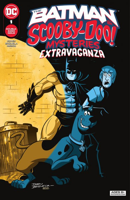 The Batman & Scooby-Doo Mysteries - Extravaganza #1
