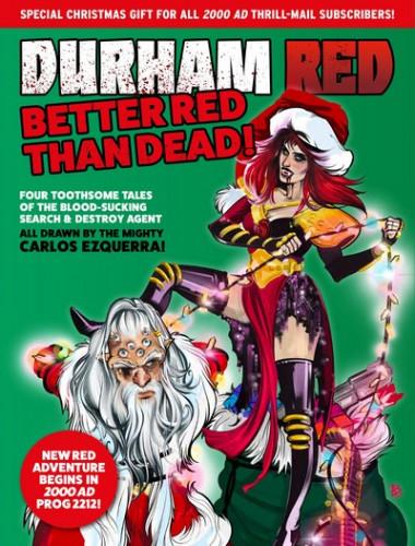 2000AD Durham Red #1