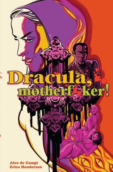 Dracula, Motherf**ker! #1 - GN