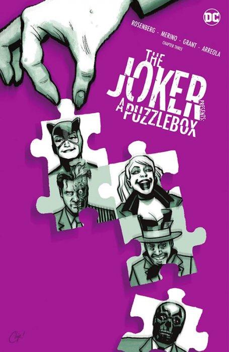 The Joker Presents - A Puzzlebox #3
