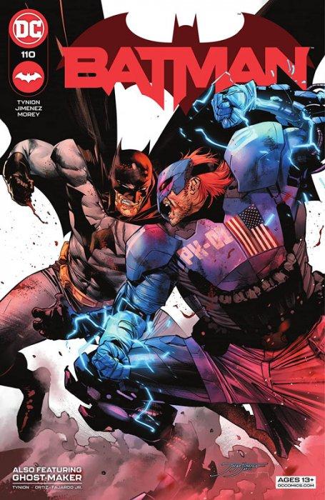 Batman Vol.3 #110