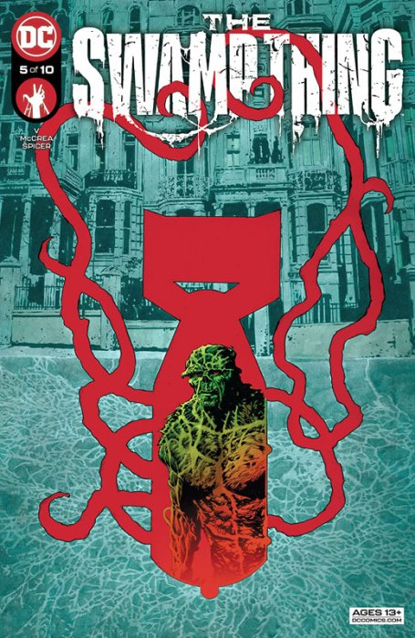 The Swamp Thing #5