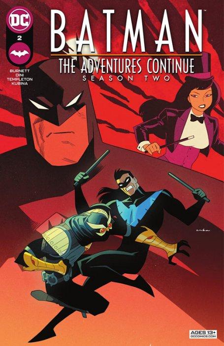 Batman - The Adventures Continue - Season Two #2