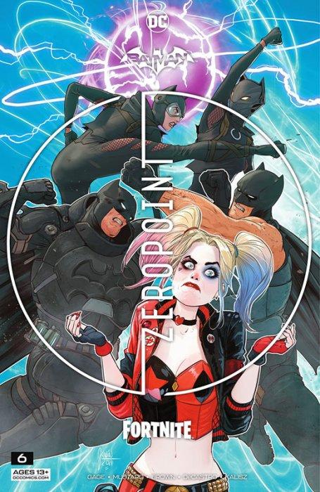 Batman - Fortnite - Zero Point #6