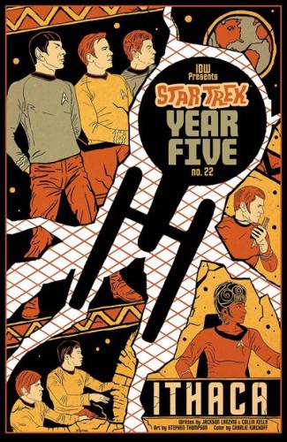Star Trek - Year Five #22