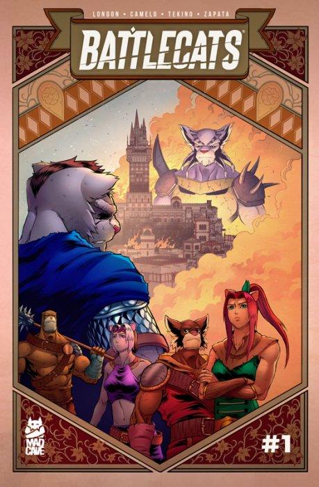 Battlecats Vol.3 #1