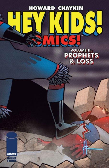 Hey Kids! Comics! Vol.2 #3 - Prophets & Loss