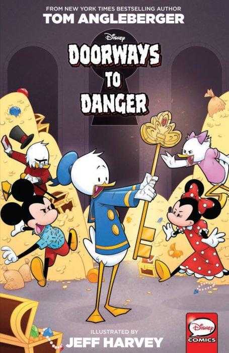 Disney's Doorways to Danger #1 - GN