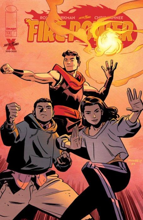 Fire Power #13
