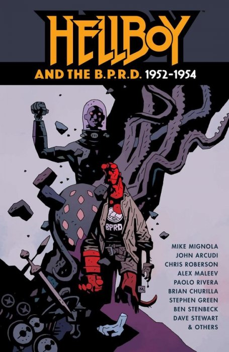 Hellboy and the B.P.R.D.- 1952 - 1954 #1 - TPB