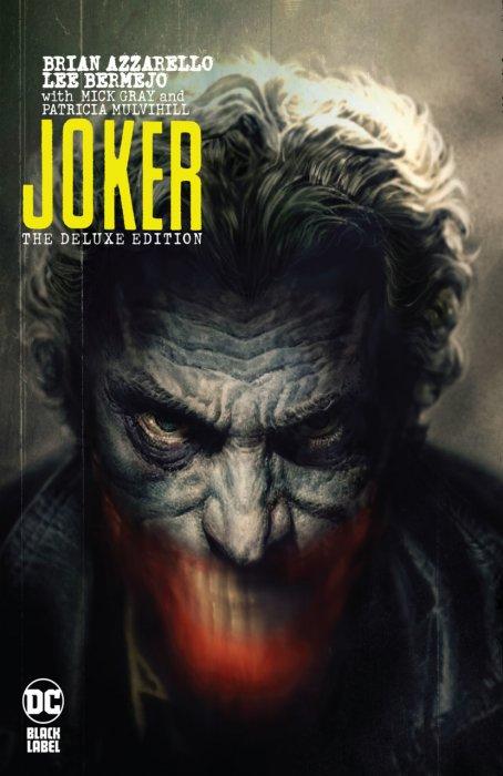 Joker - The Deluxe Edition #1 - HC