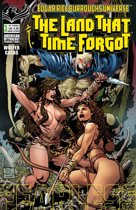 The Land That Time Forgot - Fearless #3