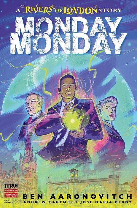 Rivers of London - Monday, Monday  #1