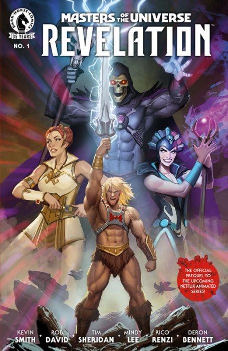 Masters of the Universe - Revelation #1