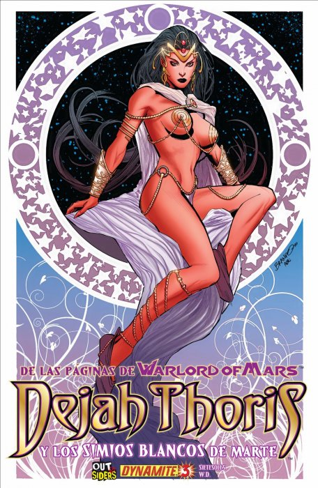 Dejah Thoris and the White Apes of Mars Vol.1