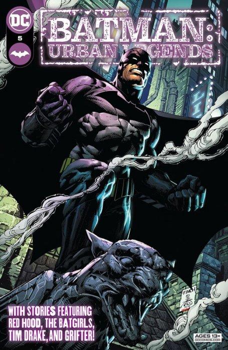 Batman - Urban Legends #5