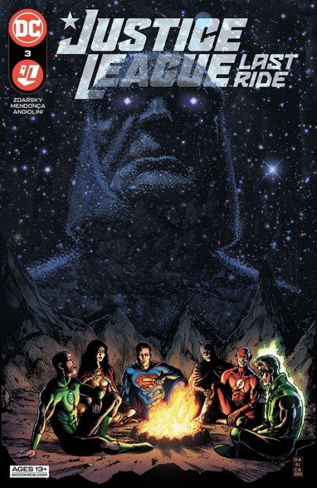 Justice League - Last Ride #3
