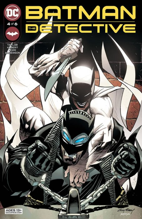 Batman - The Detective #4