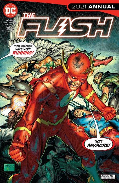 The Flash 2021 Annual #1
