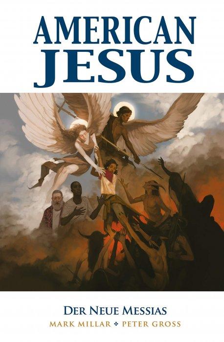 American Jesus Vol.2 - The New Messiah