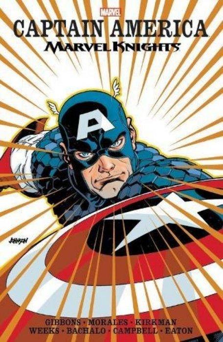 Captain America - Marvel Knights Vol.2