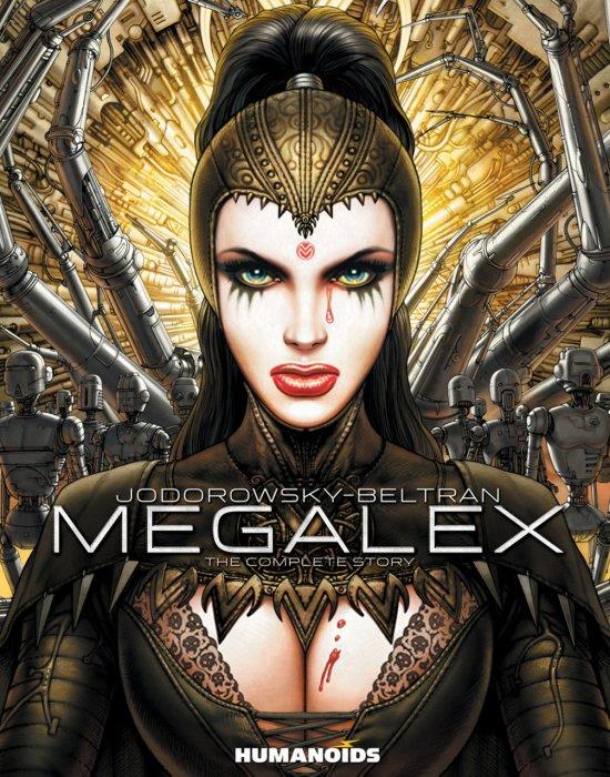 Megalex Omnibus #1