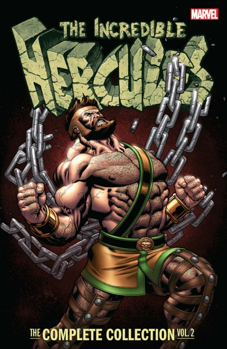 Incredible Hercules - The Complete Collection Vol.2