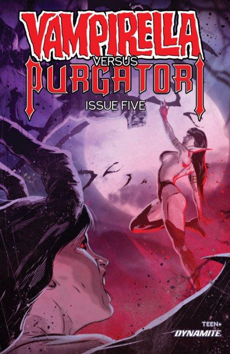 Vampirella Versus Purgatori #5