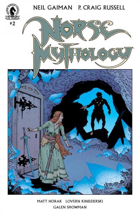 Norse Mythology II #2