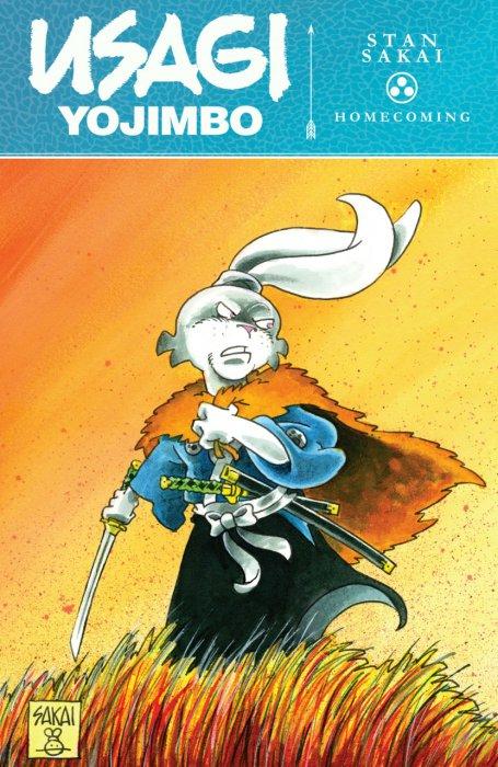 Usagi Yojimbo Vol.35 - Homecoming