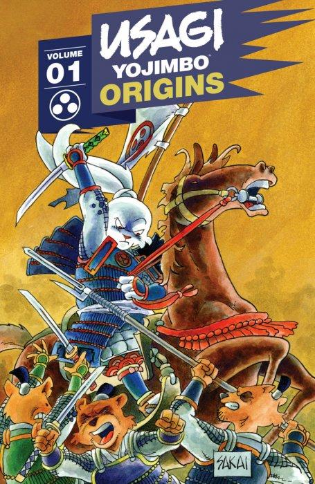 Usagi Yojimbo - Origins Vol.1 - Samurai