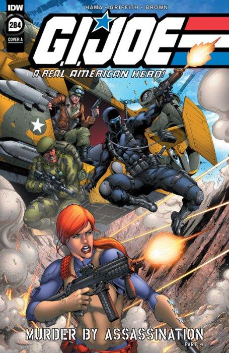 G.I. Joe - A Real American Hero #284