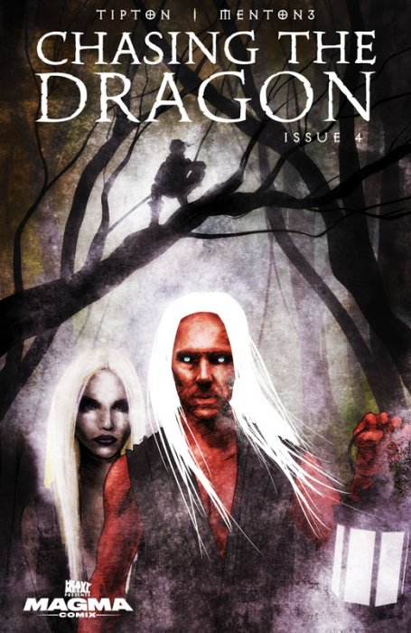 Chasing the Dragon #4