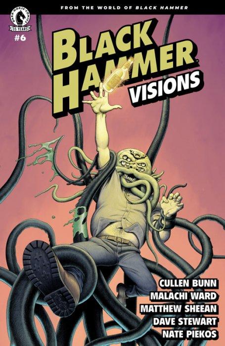 Black Hammer - Visions #6