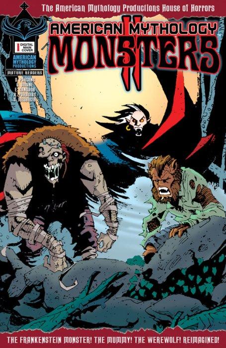 American Mythology Monsters Vol.2 #1