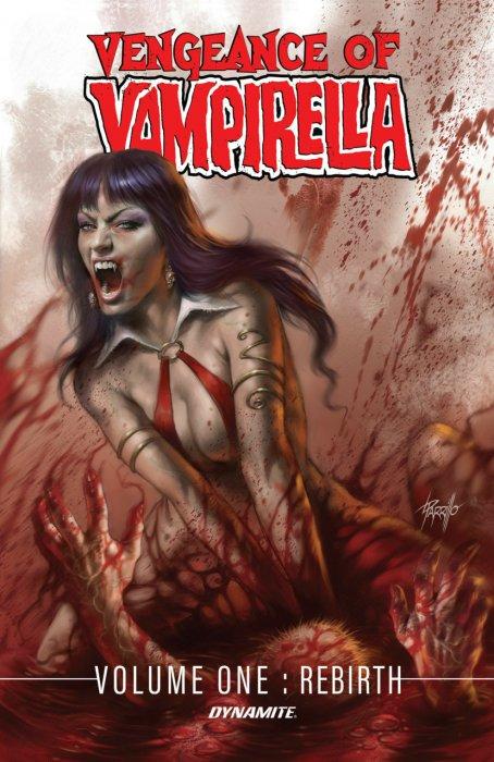 Vengeance of Vampirella Vol.1 - Rebirth