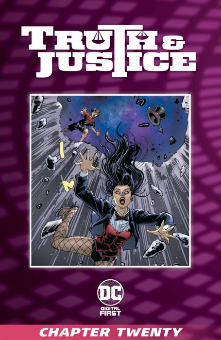Truth & Justice #20