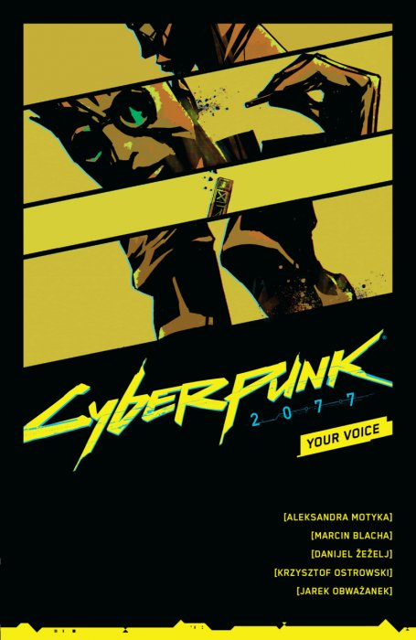 Cyberpunk 2077 - Your Voice #1 - GN