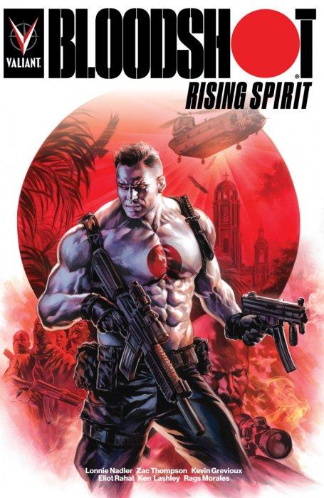 Bloodshot Rising Spirit #1 - TPB