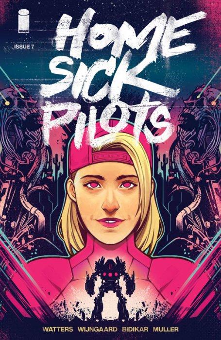 Home Sick Pilots #7