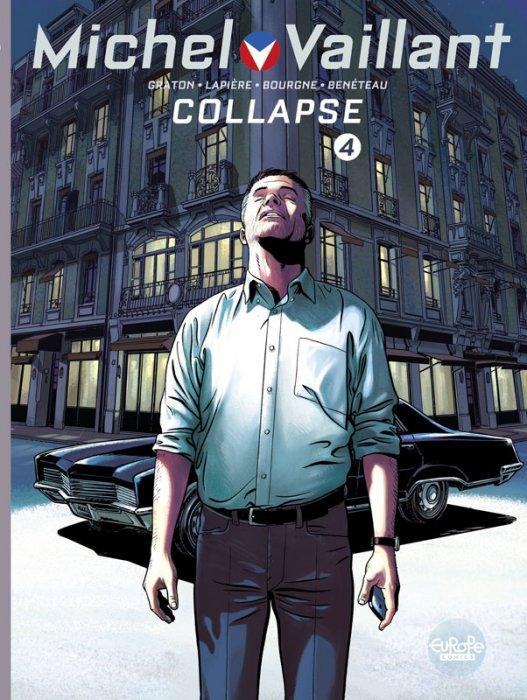 Michel Vaillant Vol.4 - Collapse